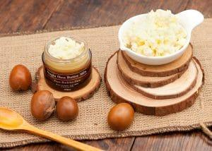 huile karite beurre