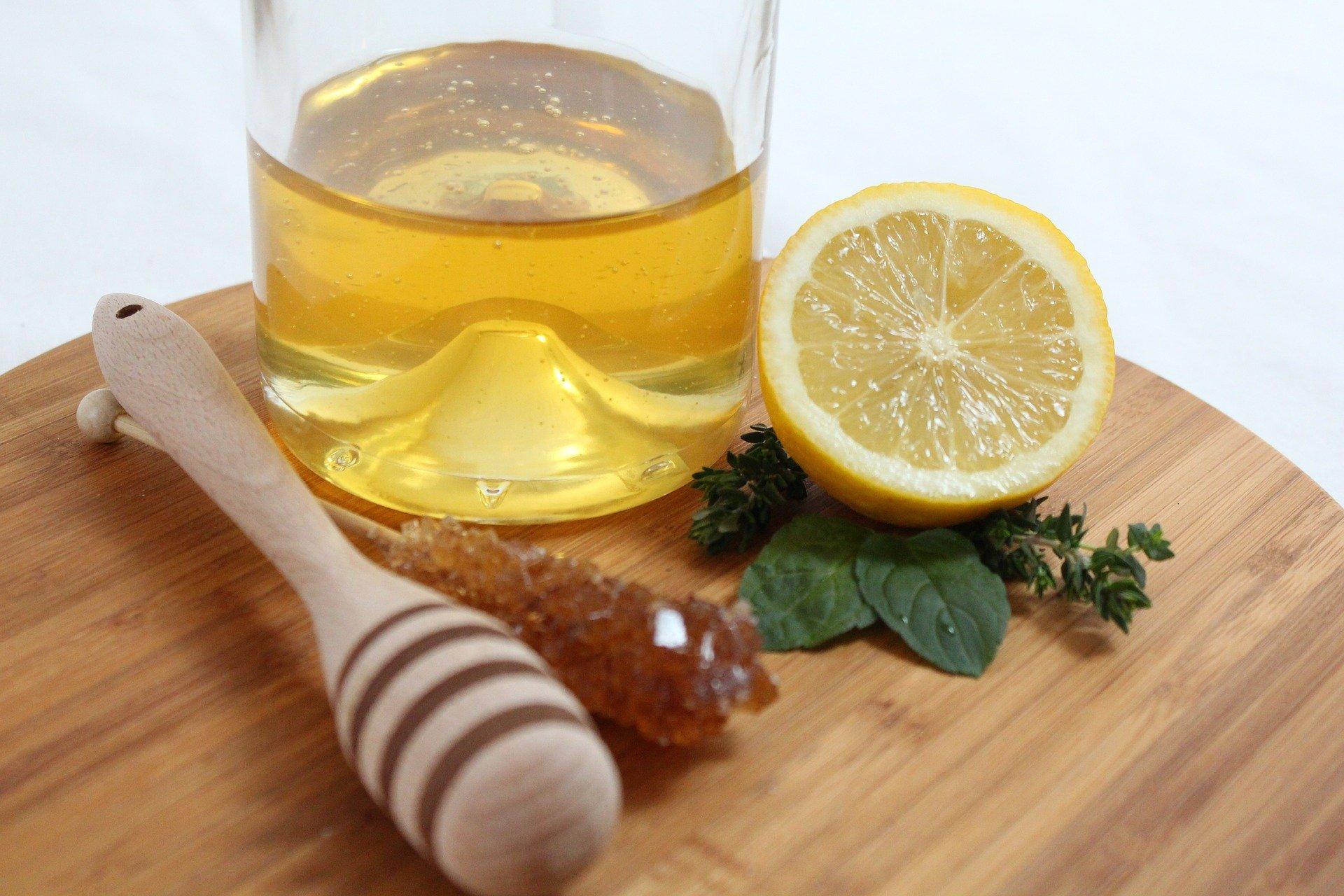 miel citron