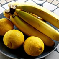 banane citron