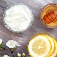 miel yaourt citron
